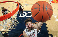 CHARLOTTESVILLE, VA- December 27: Joe Harris #12 of the Virginia Cavaliers shoots the ball during the game against the Maryland-Eastern Shore Hawks on December 27, 2011 at the John Paul Jones Arena in Charlottesville, Va. Virginia defeated Maryland Eastern Shore 69-42.  (Photo by Andrew Shurtleff/Getty Images) *** Local Caption ***