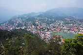 Sapa town, Northern Vietnam