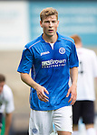 St Johnstone FC...  Season 2014-2015<br /> David Wotherspoon<br /> Picture by Graeme Hart.<br /> Copyright Perthshire Picture Agency<br /> Tel: 01738 623350  Mobile: 07990 594431
