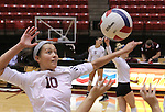 Warhawks' Volleyball vs. Appalachian State