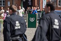 2015/08/01 Brandenburg | Zossen | Neonazi-Kundgebung | Der 3. Weg