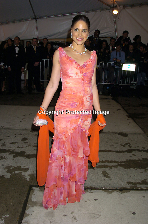 Soledad O'Brien..at The Metropolitan Museum of Art's Costume Institute Gala ..celebrating Chanel on May 2, 2005 in New York City.    Photo by Robin Platzer, Twin Images