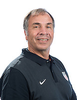 Bruce Arena Head Coach USMNT Portraits and Fox Studio Visit, November 22, 2016