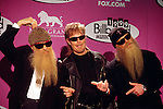 ZZ Top 1999.&copy; Chris Walter.