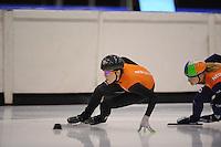 SCHAATSEN: HEERENVEEN: 31-01-2014, IJsstadion Thialf, Training Topsport, Jorien ter Mors, ©foto Martin de Jong