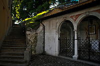Old site in Brescia