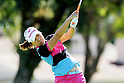 Mika Miyazato (JPN), MARCH 30, 2011 - Golf : Mika Miyazato of Japan in action during pro-am round of the LPGA Kraft Nabisco Championship at Mission Hills Country Club in Rancho Mirage, California, USA. (Photo by Yasuhiro JJ Tanabe/AFLO).