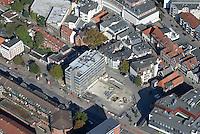 Bergedorf Uebersicht : EUROPA, DEUTSCHLAND, HAMBURG, (EUROPE, GERMANY), 03.10.2015: Bergedorf Uebersicht