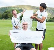 22.08.2014 Celtic Ice Bucket Challenge