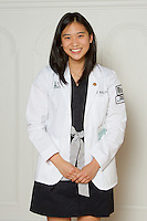 Yun-Yun Chen. White Coat Ceremony, class of 2016.