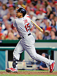 28 August 2010: St. Louis Cardinals outfielder Jon Jay in action against the Washington Nationals at Nationals Park in Washington, DC. The Nationals defeated the Cards 14-5 to take the third game of their 4-game series. Mandatory Credit: Ed Wolfstein Photo