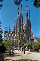 Barcelona Cathedral La Seu: Magnificent 14th Century Basilica, Catalan Gothic and Renaissance design