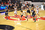 "Ole Miss' Kenyotta Jenkins (11), Ole Miss' Valencia McFarland (3), Ole Miss' Gracie Frizzell (12), Belmont's Adrienne Tarrence (1), Belmont's Jordyn Luffman 913), and Belmont's Alyssa Visbeen (50) chase the ball at the C.M. ""Tad"" Smith Coliseum in Oxford, Miss. on Sunday, December 16, 2012. Ole Miss won 63-48."