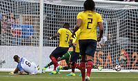 Seattle, WA - June 16, 2016: The U.S. Men's National team go up 2-0 over Ecuador in Quarterfinal action at the 2016 Copa America Centenario at CenturyLink Field.