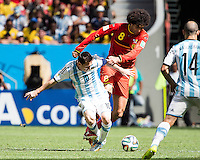 Argentina vs Belgium, July 5, 2014