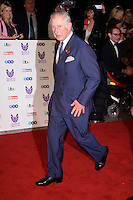LONDON, UK. October 31, 2016: Prince Charles at the Pride of Britain Awards 2016 at the Grosvenor House Hotel, London.<br /> Picture: Steve Vas/Featureflash/SilverHub 0208 004 5359/ 07711 972644 Editors@silverhubmedia.com