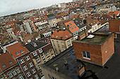 A view of Brussels' Molenbeek neighbourhood, a hotbed of Islamic radicalism.