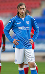 St Johnstone v Ross County....SPFL Development League...19.08.14<br /> Murray Davidson<br /> Picture by Graeme Hart.<br /> Copyright Perthshire Picture Agency<br /> Tel: 01738 623350  Mobile: 07990 594431