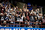 LA CROSSE, WI - MARCH 11: Fans cheer during NCAA Division III Men's Wrestling Championship held at the La Crosse Center on March 11, 2017 in La Crosse, Wisconsin. W. (Photo by Carlos Gonzalez/NCAA Photos via Getty Images)