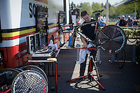 the Ridley Dean getting clean(ed)<br /> <br /> stage 1: Apeldoorn prologue 9.8km<br /> 99th Giro d'Italia 2016