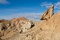 Hoodoos and badlands in the Bighorn Basin