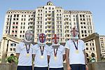 28/06/2015 - GBR Fencing gold medal - Athletes Village - Baku - Azerbaijan