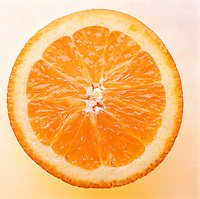FRUIT: SEEDLESS NAVEL ORANGE<br />