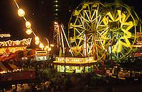 Punahou School carnival, Oahu