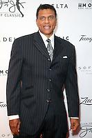 PHILADELPHIA, PA - SEPTEMBER 11 :  Reggie Theus pictured at the Julius Erving Black Tie Ball red carpet at Sofitel Hotel in Philadelphia, Pa on September 11, 2016  photo credit  Star Shooter/MediaPunch