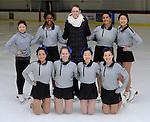 2-24-16, Skyline High School figure skating team