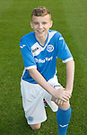 St Johnstone Academy Under 17&rsquo;s&hellip;2016-17<br />Kian Williams<br />Picture by Graeme Hart.<br />Copyright Perthshire Picture Agency<br />Tel: 01738 623350  Mobile: 07990 594431