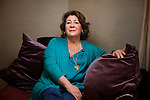 NEW YORK  -- MARCH 18, 2011:   Actress Margo Martindale poses for a portrait at the London Hotel on March 18, 2011 in New York City.  Martindale plays Mags Bennett in the second season of FX's Justified.  (PHOTOGRAPH BY MICHAEL NAGLE)