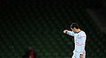 Fussball, DFB-Pokal 2009/10, Halbfinale: SV Werder Bremen - FC Augsburg