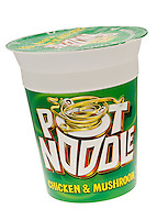 Pot Noodle - Chicken and Mushroom Flavour - Jan 2012