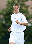 UNC's Stephen Bickford on Sunday September 3rd, 2006 at Fetzer Field on the campus of the University of North Carolina Chapel Hill in Chapel Hill, North Carolina. The North Carolina Tarheels defeated the Penn State Nittany Lions 1-0 in an NCAA Division I Men's Soccer game.