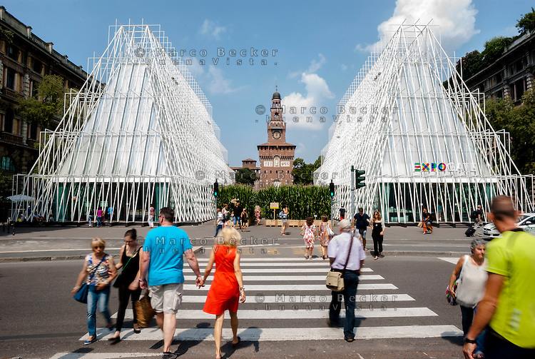 Milan expo gate 2015 marco becker photographer for Esposizione universale expo milano 2015