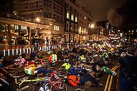 """16.02.2015 - """"Vigil and Die-In to remember Federica Baldassa"""""""
