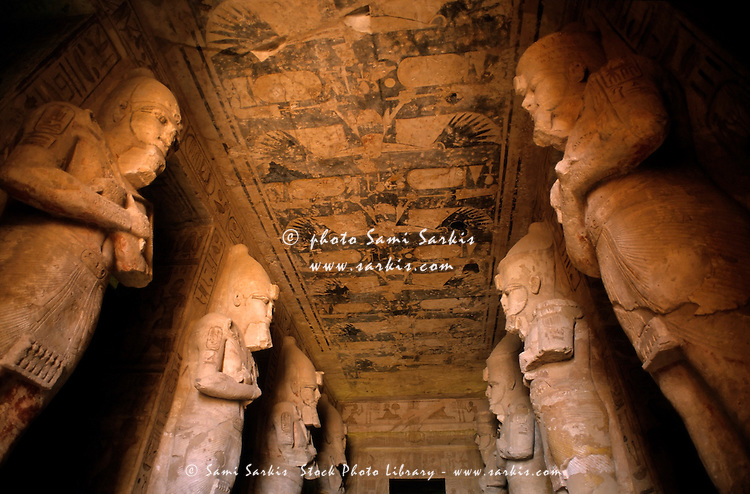 nubia statues