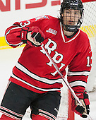 Jared Wilson (RPI - 13) - The Harvard University Crimson defeated the visiting Rensselaer Polytechnic Institute Engineers 5-2 in game 1 of their ECAC quarterfinal series on Friday, March 11, 2016, at Bright-Landry Hockey Center in Boston, Massachusetts.