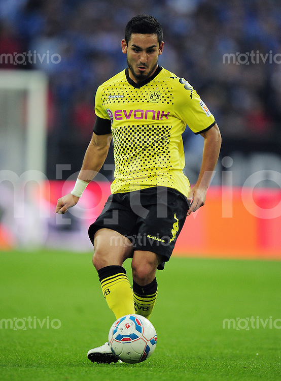 FUSSBALL   1. BUNDESLIGA   SAISON 2011/2012   SUPERCUP FC Schalke 04 - Borussia Dortmund            23.07.2011 Ilkay GUENDOGAN (Borussia Dortmund) Einzelaktion am Ball