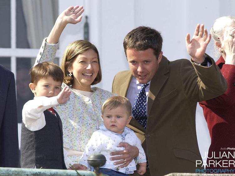Queen Margrethe II of Denmark celebrates her 63rd Birthday ...