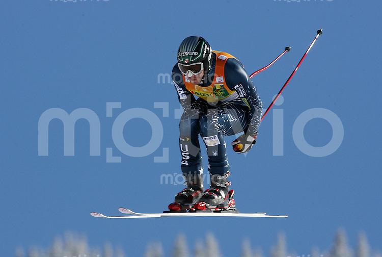 Ski Alpin; Saison 2006/2007   Herren Abfahrt Bode Miller (USA)