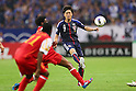 Yasuhito Endo (JPN), .June 3, 2012 - Football / Soccer : .FIFA World Cup Brazil 2014 Asian Qualifier Final Round, Group B .match between Japan 3-0 Oman .at Saitama Stadium 2002, Saitama, Japan. .(Photo by Daiju Kitamura/AFLO SPORT) [1045]