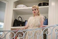 Emma Roberts as Chanel Oberlin in Scream Queens, Season 1