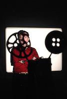 """Andy Ditzler is the brain behind """"Film Love,"""" a film series which shows rare archival films."""