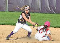 Softball vs. Pike  5-1-13