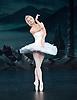 The St Petersburg Ballet Theatre Season <br /> at the London Coliseum <br /> press photocall <br /> 13th August, 1.30pm.<br /> Swan Lake <br /> Prima Ballerina <br /> Irina Kolesnikova <br /> <br /> <br /> <br /> Photograph by Elliott Franks <br /> Image licensed to Elliott Franks Photography Services