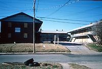 1990 DECEMBER..Conservation.Cottage Line...ACQUIRED PROPERTY.CORNER OF GROVE & KINGSTON.BEFORE DEMOLITION...NEG#.NRHA#..