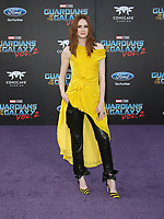 HOLLYWOOD, CA - April 19: Karen Gillan, At Premiere Of Disney And Marvel's &quot;Guardians Of The Galaxy Vol. 2&quot; At The Dolby Theatre  In California on April 19, 2017. <br /> CAP/MPI/FS<br /> &copy;FS/MPI/Capital Pictures