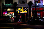 The Frolic Room bar in Hollywood, CA